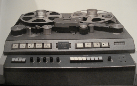 SOUNDFAN - Reel to reel recorders and tapes - History